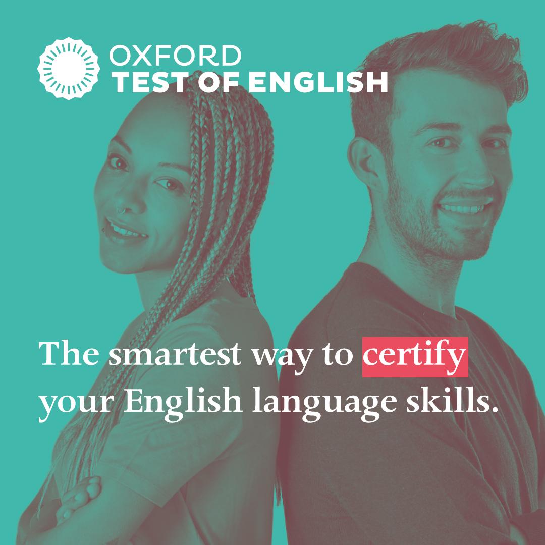 oxford test of english OTE certificazione livelli inglese